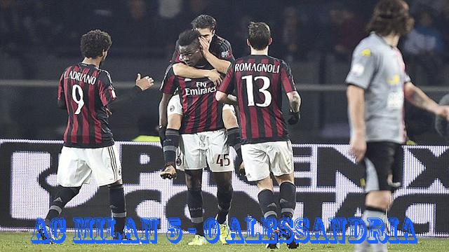 Milan Lolos Ke Final Coppa Italia Berkah Kalahkan Alessandria