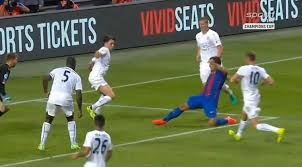 Barcelona tekuk Juara Liga Inggris Leicester city