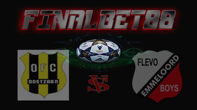 Prediksi Ofc Oostzaan vs Flevo Boys 17 Agustus 2016