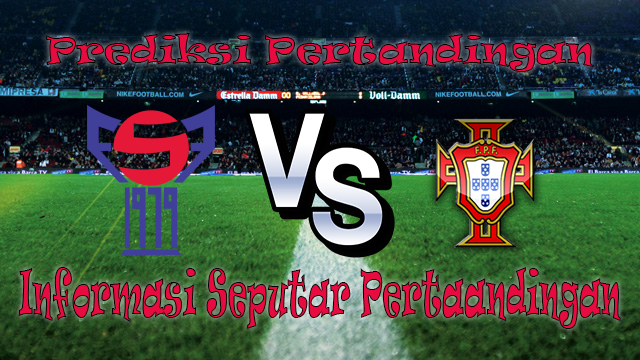 Perkiraan Faroe Islands vs Portugal