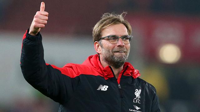Klopp Begitu Senang Dengan Performa Liverpool