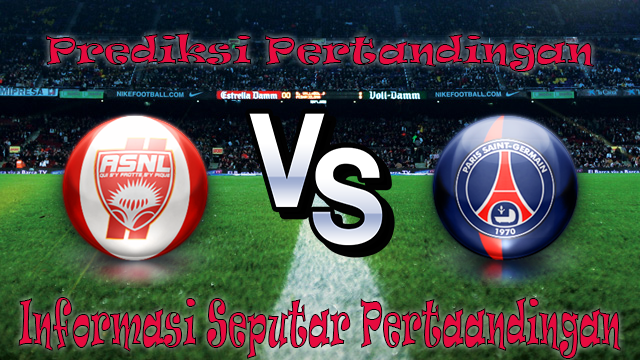 Perkiraan Nancy vs Paris Saint Germain
