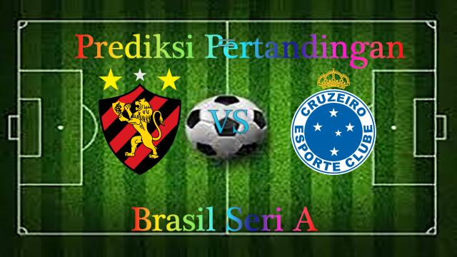 Prediksi Sport recife vs Cruzeiro 17 November 2016
