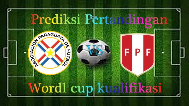 Prediksi Paraguay vs Peru 11 November 2016